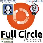 Full Circle Podcast Logo